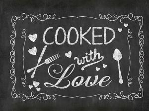 Cooked With Love 2 by Lebens Art