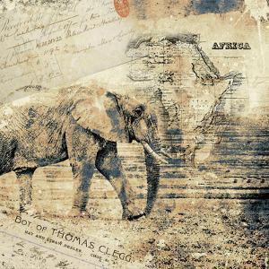 Elephant 3 by Lebens Art