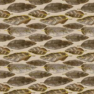 Feather Pattern - Square by Lebens Art