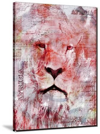 King Of Africa 1 by Lebens Art