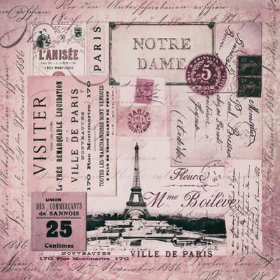 Nostalgic Paris by Lebens Art