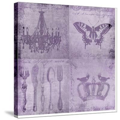 Purple Baroque by Lebens Art