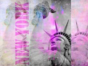 Statue Of Liberty by Lebens Art
