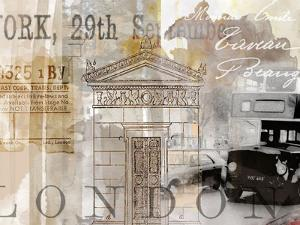 Vintage Britain by Lebens Art
