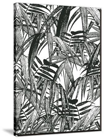 Vintage Palm Leaf by Lebens Art