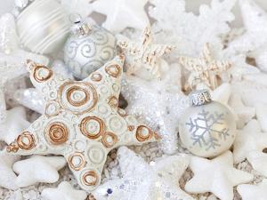 White Christmas by Lebens Art