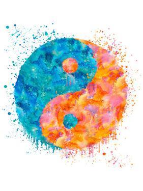 Yin Yang by Lebens Art