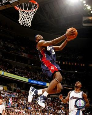 Lebron James - 2007 Playoff Action