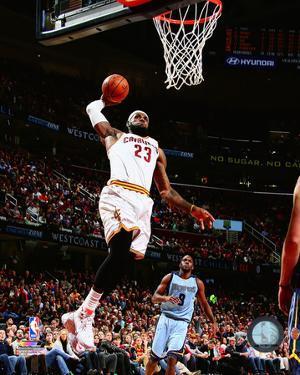 LeBron James 2014-15 Action