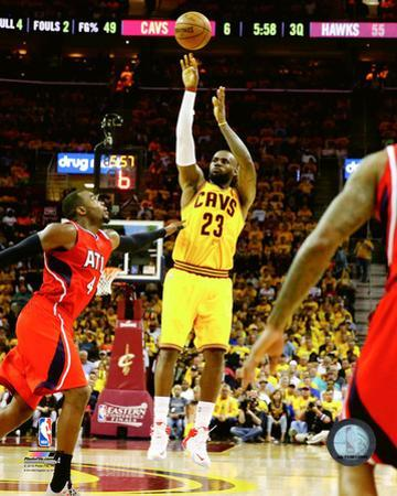 LeBron James Game 4 of the 2015 Eastern Conference Finals