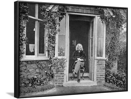 Leconte de Lisle--Framed Photographic Print