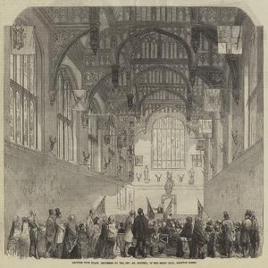 Lecture Upon Flags, Delivered by the Reverend Mr Boutell, in the Great Hall, Hampton Court