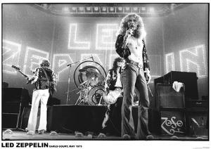 Led Zeppelin – Earls Court 1975