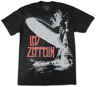 Led Zeppelin - Exploding Zeppelin