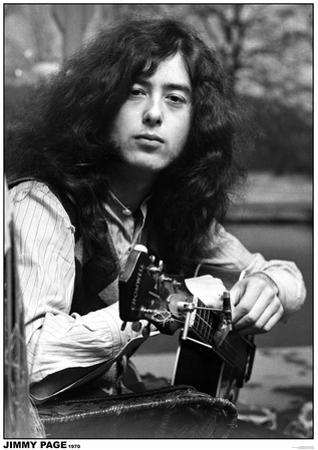 Led Zeppelin- Jimmy Page