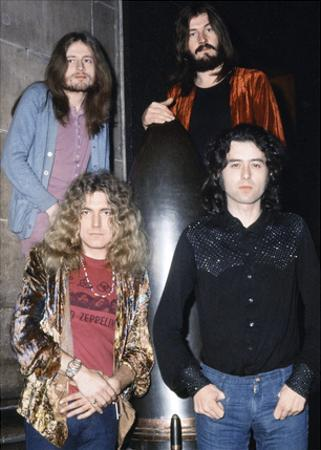 Led Zeppelin- London 1972
