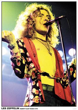 Led Zeppelin Robert Plant- Live March 1975