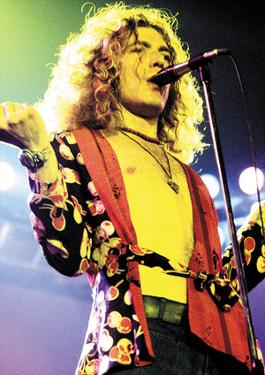 Led Zeppelin Robert Plant- Live March 1975
