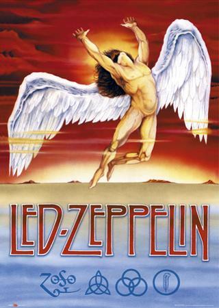 Led Zeppelin - Swan Song