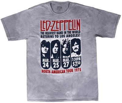 Led Zeppelin - Zeppelin L.A. 1975