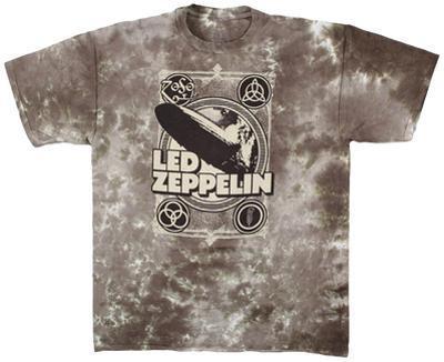 Led Zeppelin - Zeppelin Poster