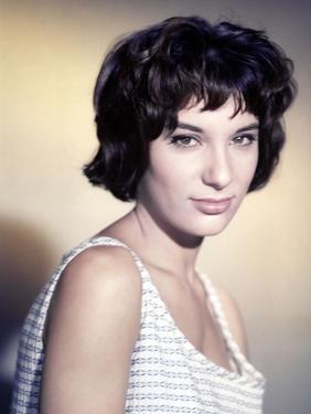 LEDA (aka WEB OF PASSION aka A DOUBLE TOUR) by Claude Chabrol with Bernadette Lafont, 1959 (photo)