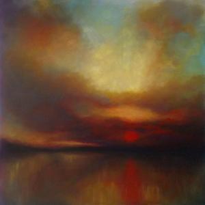 Bronze Glow, 2016 by Lee Campbell