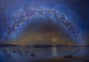 Celestial, 2016 by Lee Campbell