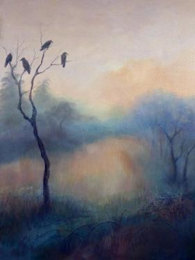 Crow Tree, 2018 by Lee Campbell