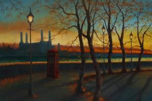 Embankment, 2011 by Lee Campbell