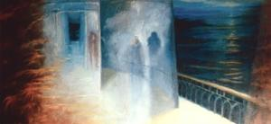Meet on the Ledge, 1999 by Lee Campbell