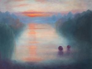 Morning Mist, 2017 by Lee Campbell