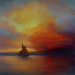 Red Sails, 2018 by Lee Campbell