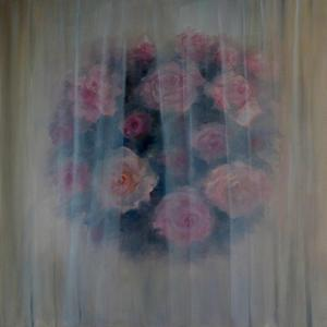 Rosa Obscura, 2018 by Lee Campbell
