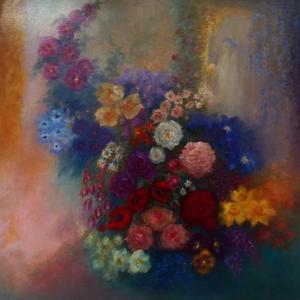 Spirit of Flowers II, by Lee Campbell