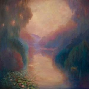Tribute to Monet, by Lee Campbell
