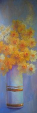 Vase of Daffodils, 2018 by Lee Campbell