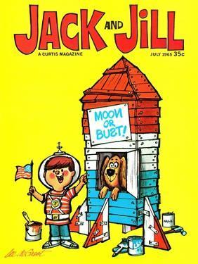 Countdown - Jack and Jill, July 1965 by Lee de Groot