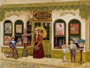 Jacob's Pharmacy by Lee Dubin
