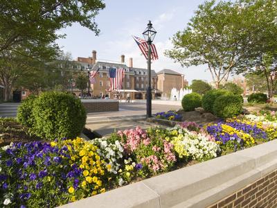 Alexandria's Old Town, Washington DC, USA, District of Columbia