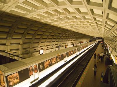 Dupont Circle Metro, Washington DC, USA, District of Columbia