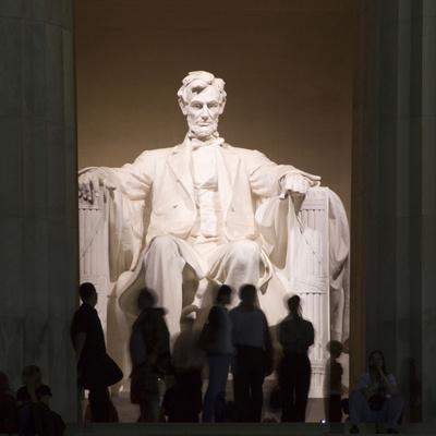 Lincoln Memorial, Washington DC, USA, District of Columbia