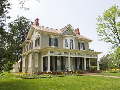 Memorial of Abolitionist Frederick Douglas, Washington DC, USA, District of Columbia