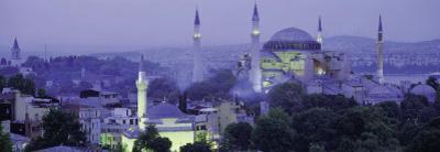 Aya Sophia Istanbul by Lee Frost