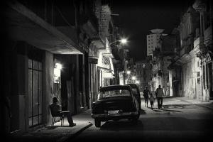 Havana Evening by Lee Frost