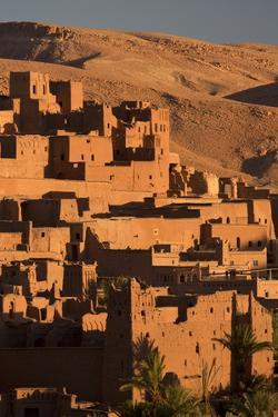 Kasbah Ait Benhaddou by Lee Frost