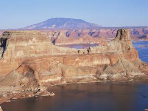 Lake Powell from Alstrom Point, Utah, USA by Lee Frost