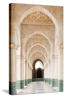 Moroccan Symmetry by Lee Frost