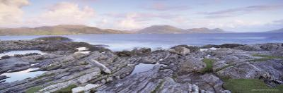 View Towards Isle of Harris from Taransay, Outer Hebrides, Scotland, United Kingdom, Europe by Lee Frost