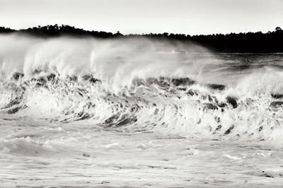 Carmel Waves II BW